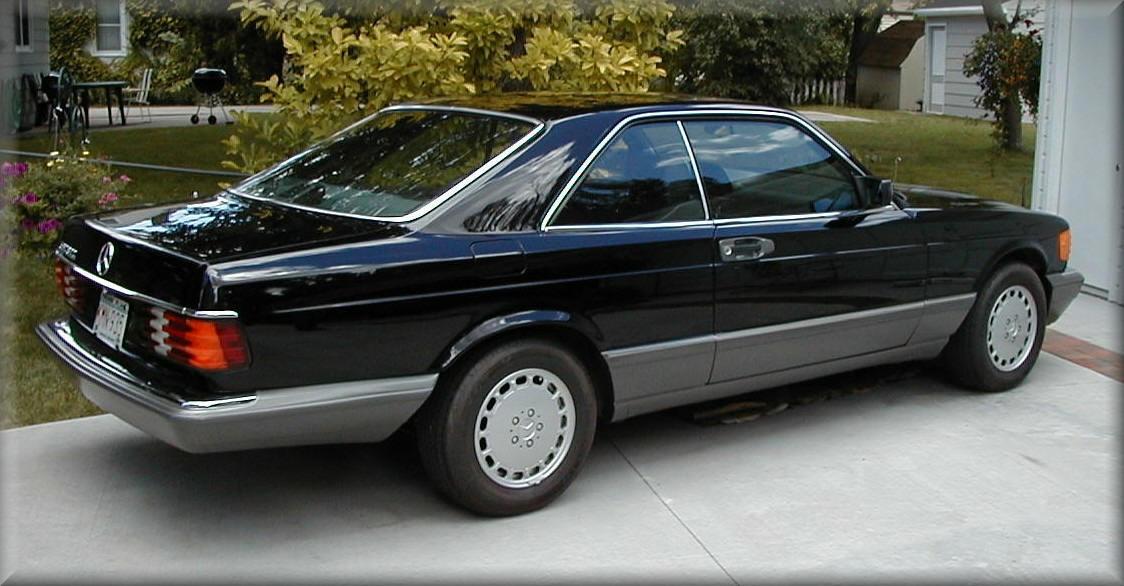 twitch sport cars mercedes benz 560sec 560sec amg. Black Bedroom Furniture Sets. Home Design Ideas