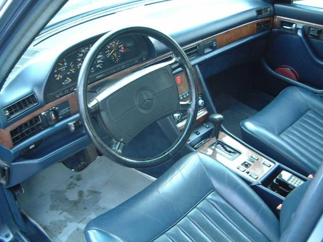 twitch my cars 1988 mercedes benz 560sel. Black Bedroom Furniture Sets. Home Design Ideas